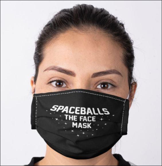 Spaceballs the face mask face mask