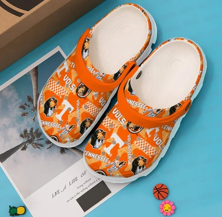 Tennessee volunteers crocband crocs shoes - LIMITED EDITION