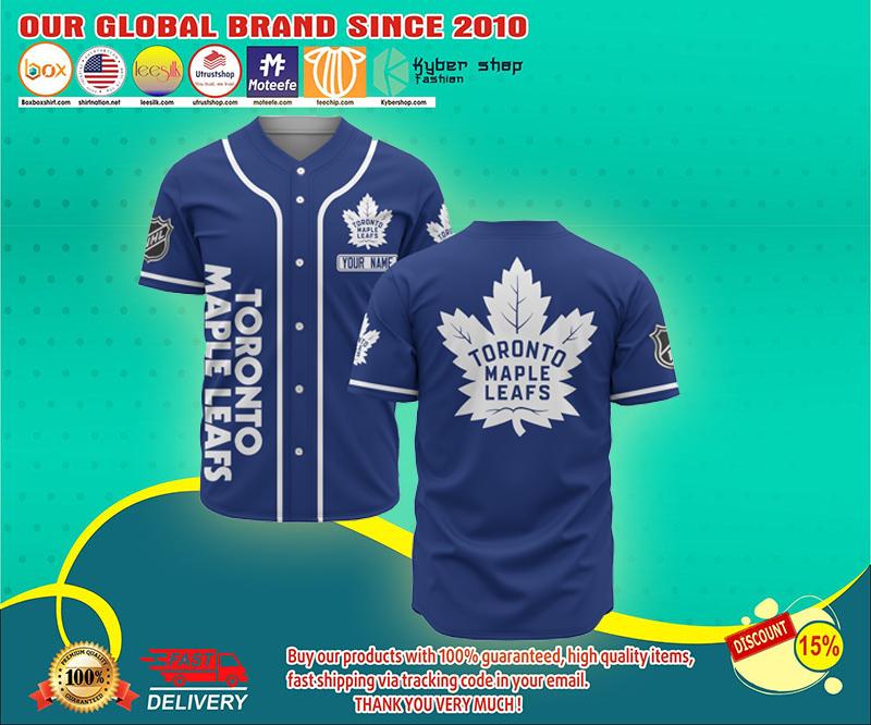 Toronto Maple Leafs baseball baseball jersey shirt - LIMITED EDITION
