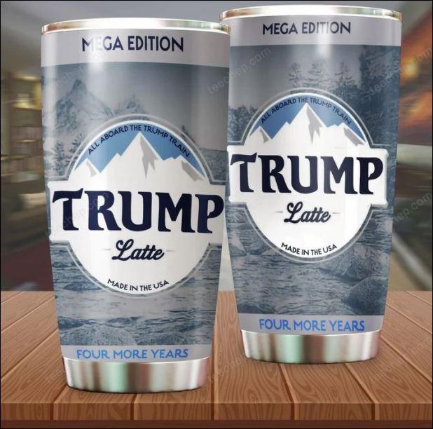Trump latte Mage edition tumbler