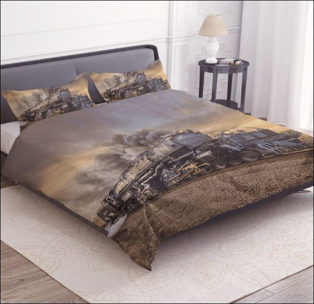 Union Pacific big boy bedding set