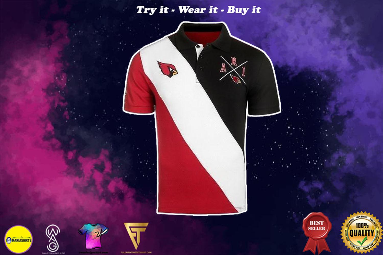 [special edition] arizona cardinals national football league full over print shirt - maria