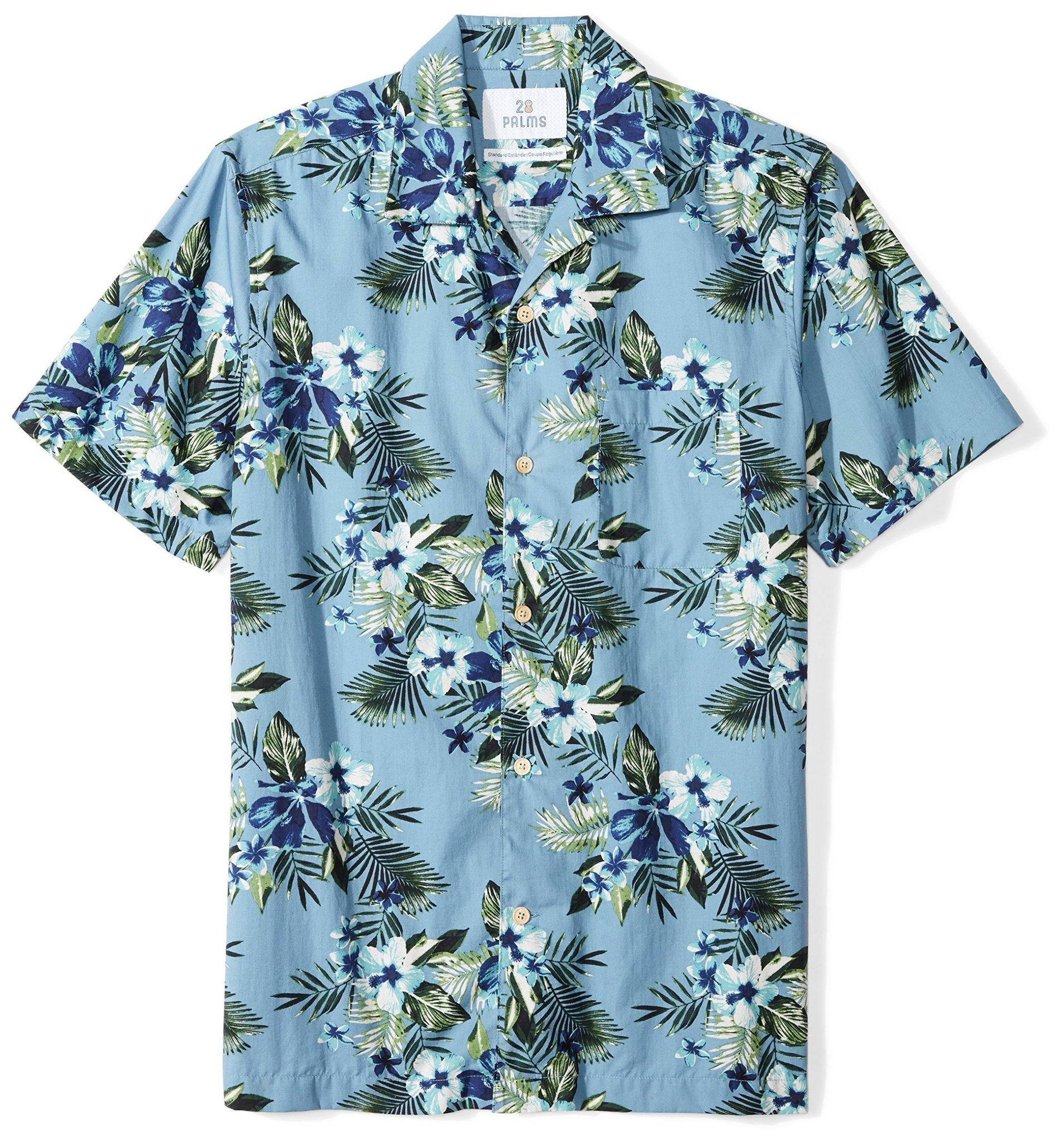 [special edition] floral tropical hawaiian shirt - Maria