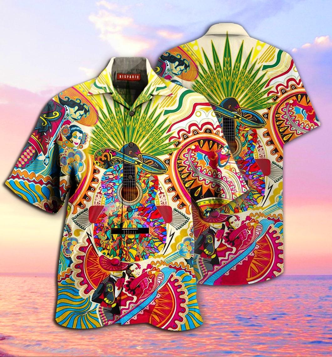 [special edition] i love hispanic culture hawaiian shirt - Maria