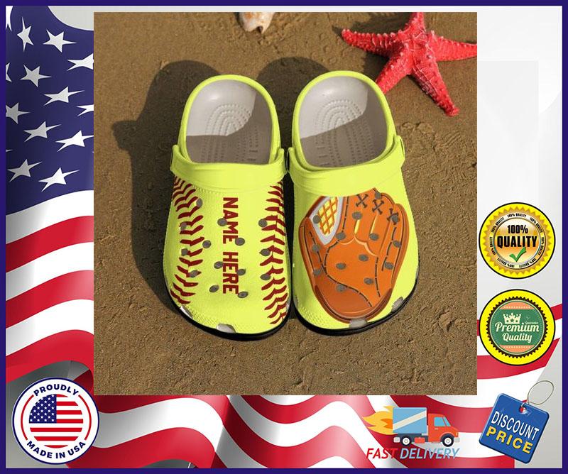 Baseball crocband crocs shoes