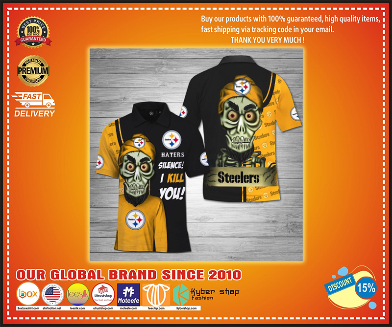 Achmed the dead terrorist haters silence I kill you pittsburgh steelers 3d shirt - LIMITED EDITION BBS