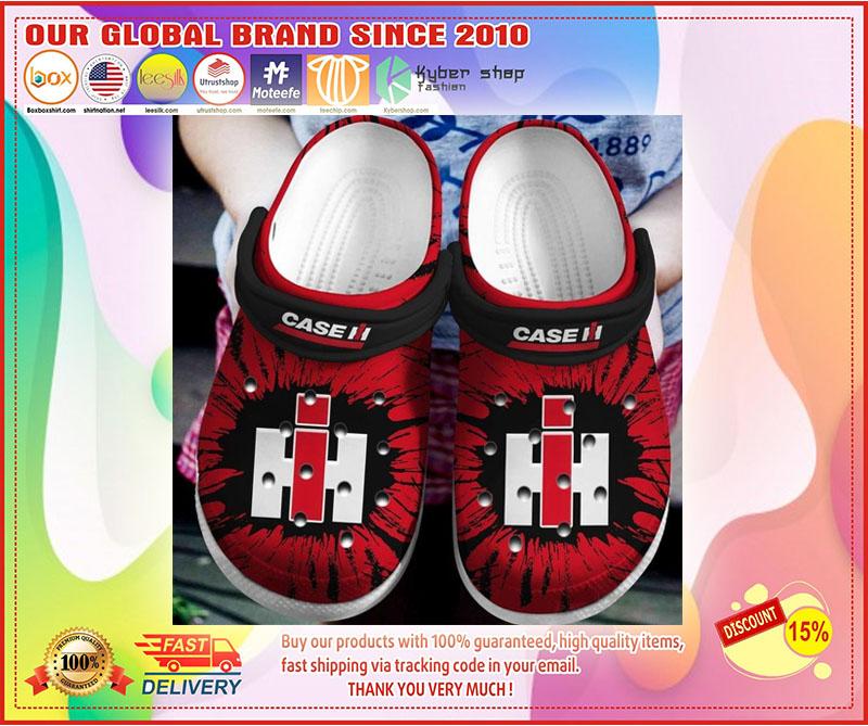 Case IH croc shoes crocband - LIMITED EDITION
