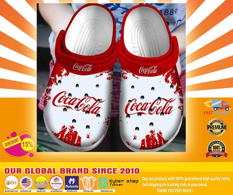 Coca cola CROCS Crocband - LIMITED EDITION
