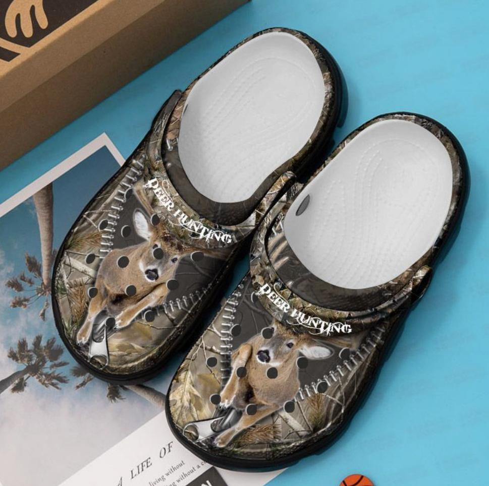Deer hunting crocs crocband - dnstyles