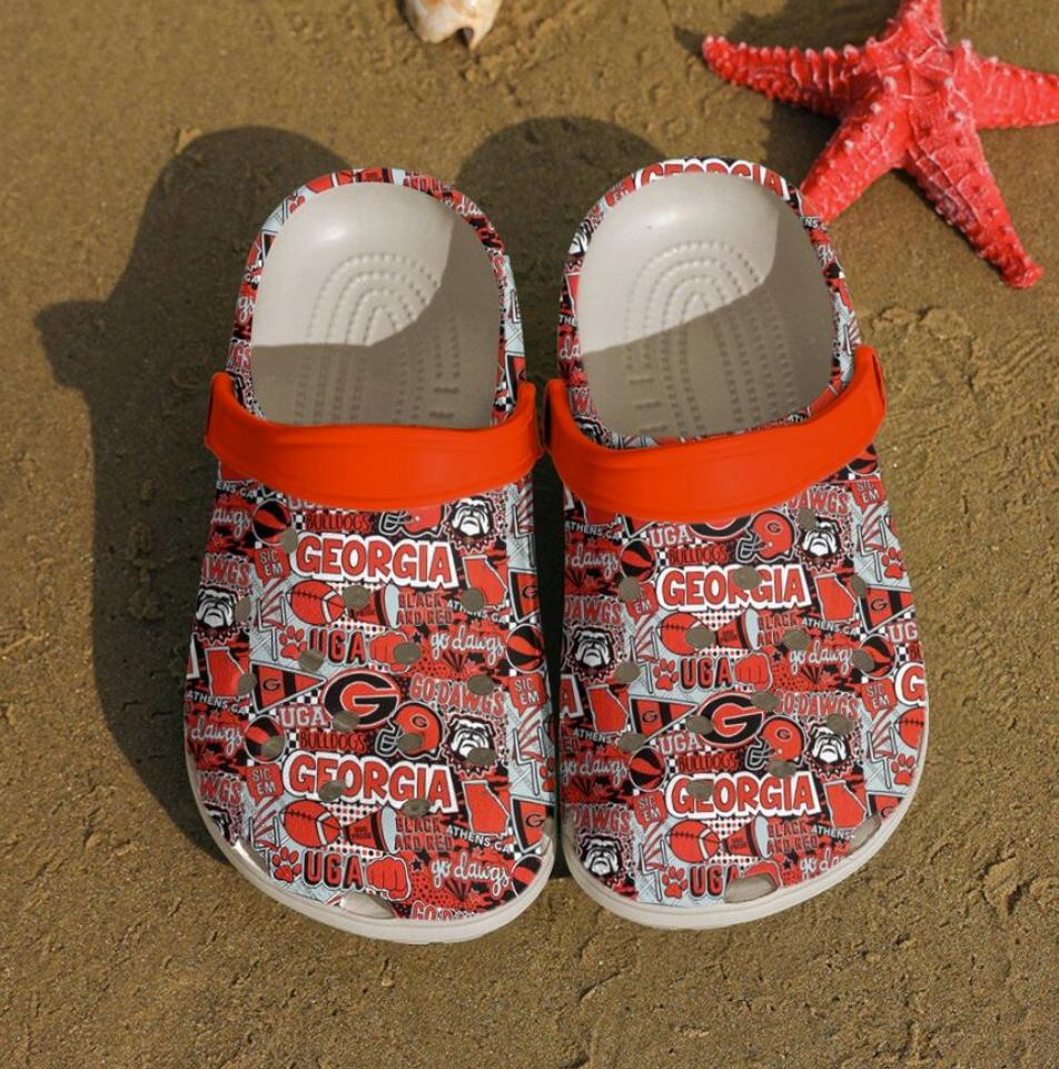 Georgia crocs crocband - dnstyles