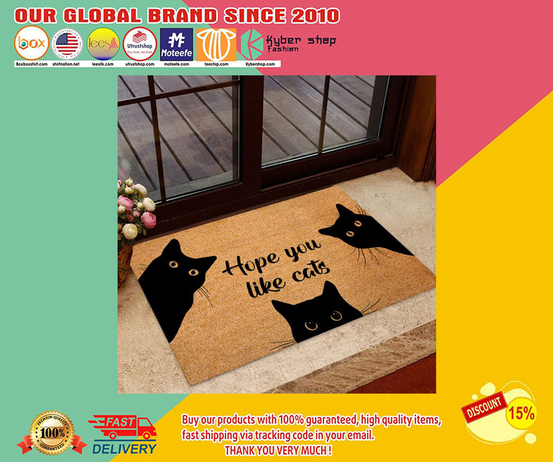 Hope you like cats doormat2