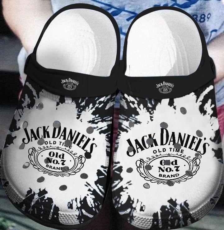 Jack daniel's crocband crocs shoes