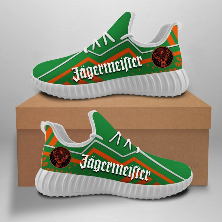 Jagermeister Yeezy sneaker shoes