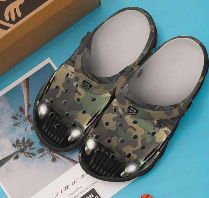 Jeep crocs crocband shoes- pic 1