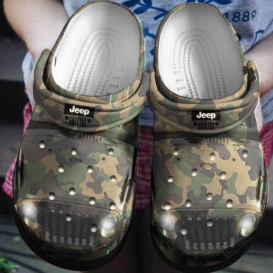 Jeep crocs crocband shoes