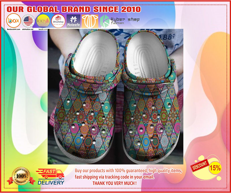 Just a Wizard girl living a Muggles world croc shoes crocband - LIMITED EDITION