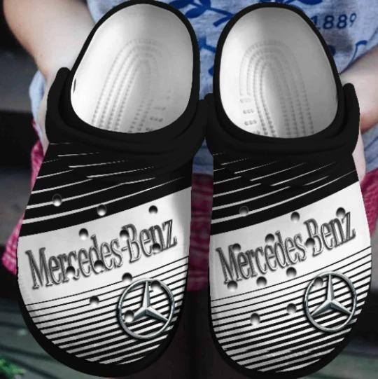 Mercedes benz crocs crocband shoes