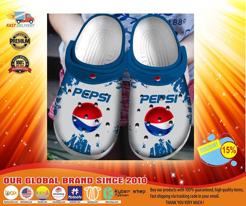 Pepsi crocs crocband - LIMITED EDITION