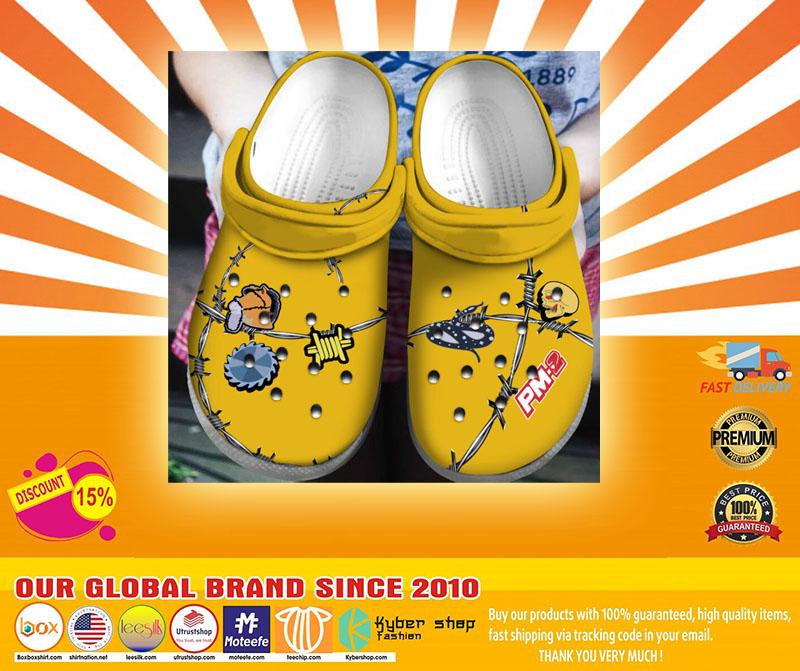 Post Malone crocs shoes crocband - LIMITED EDITION