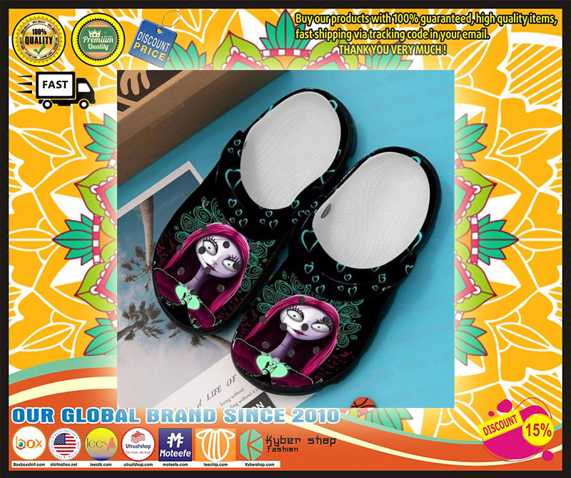 Sally croc shoes crocband - LIMITED EDITION