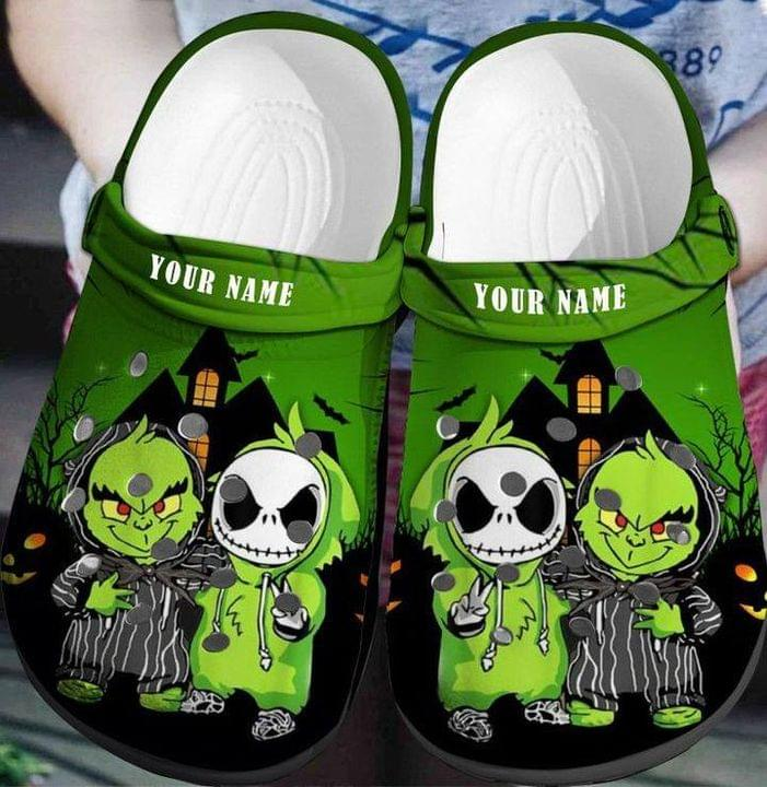Starbucks crocs shoes crocband custom personalized name - LIMITED EDITION