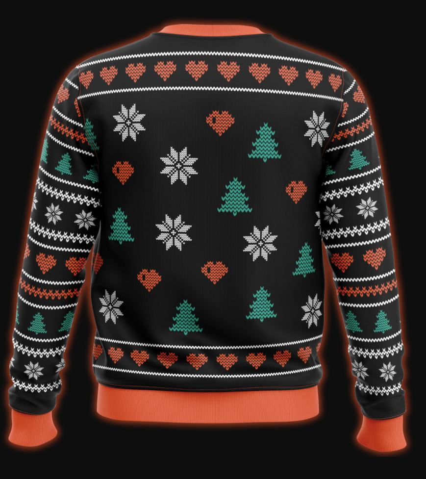 Trump all i want for Christmas is you ugly sweater - dnstyles