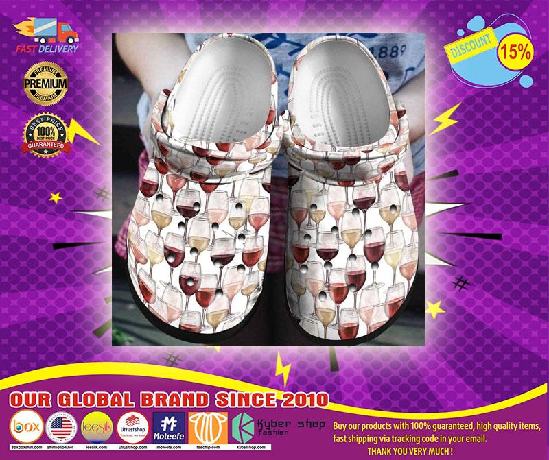 Wine crocs shoes crocband - LIMITED EDITION