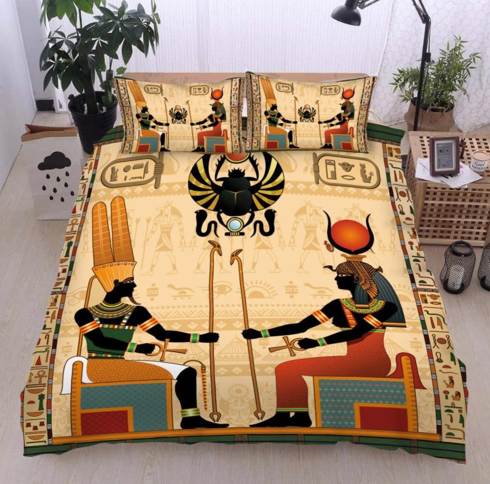 Ancient Egyptian bedding set 1