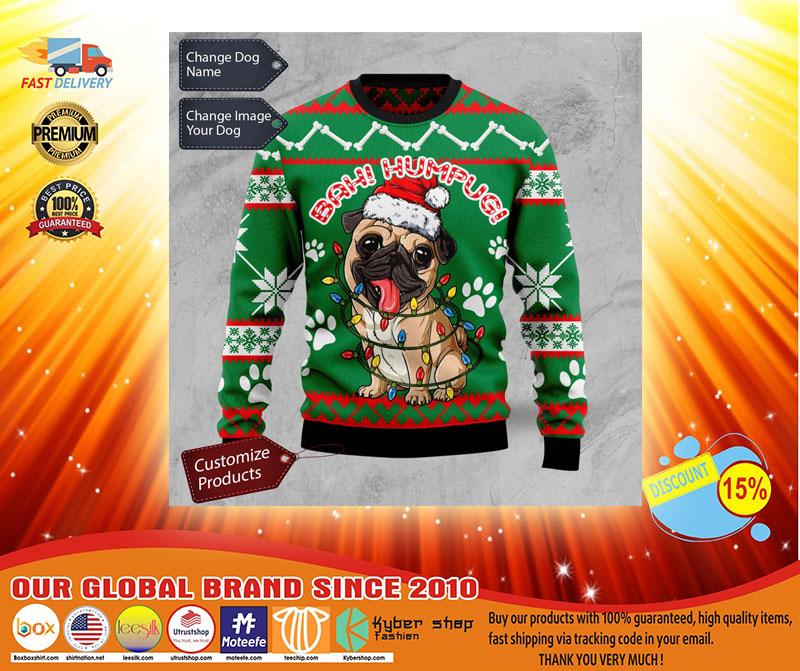 Bah humpug Christmas sweater - LIMITED EDITION