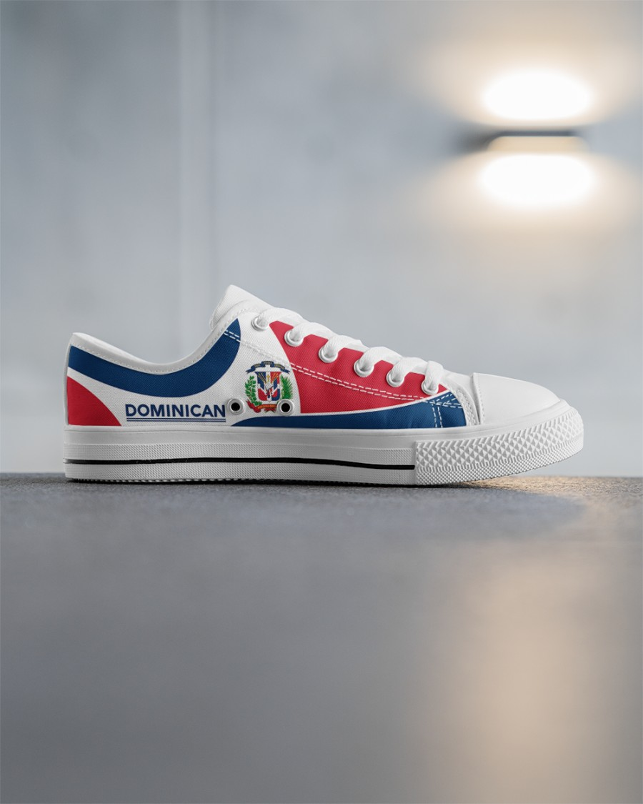 Dominican low top shoes - Picture 1