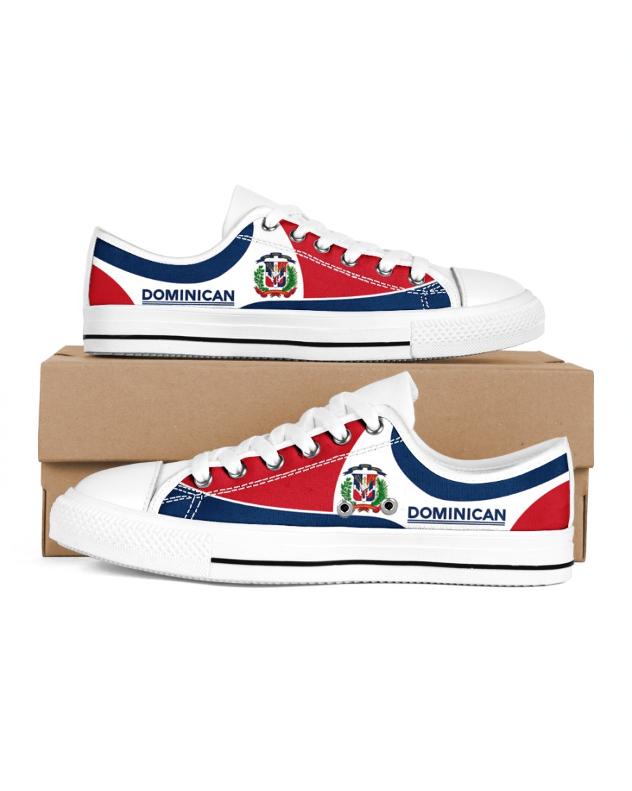 Dominican low top shoes