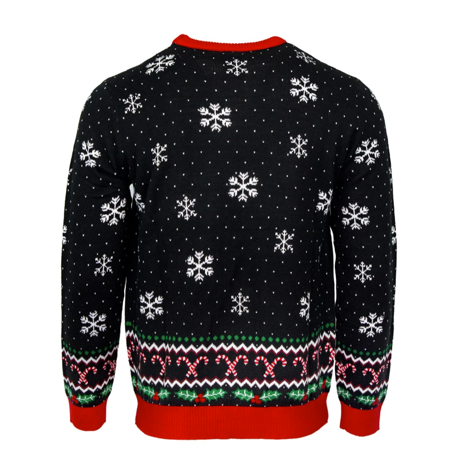 Friends it's Christmas could be more excited ugly sweater - dnstyles