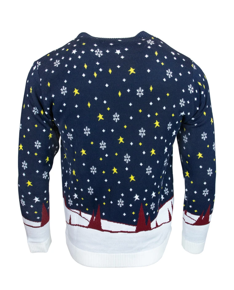The Beatles Xmas ugly sweater - dnstyles