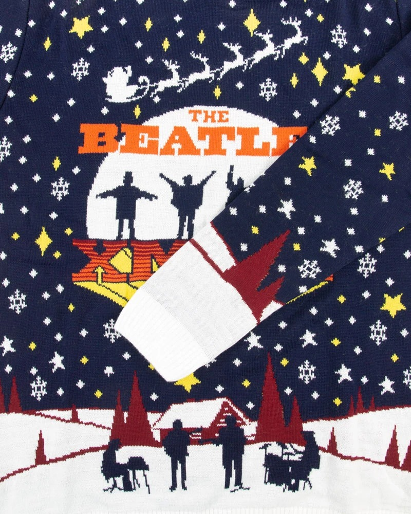 The beatles xmas jumper and ugly sweater size M
