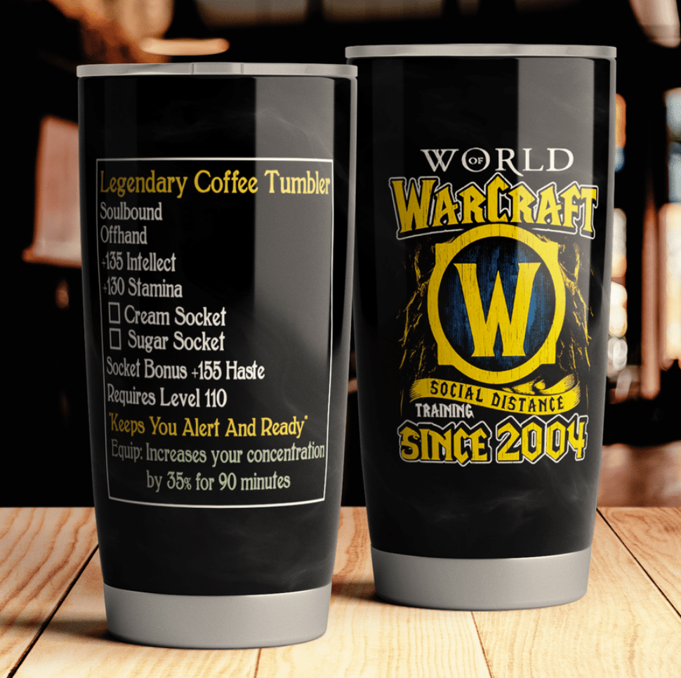 World of Warcraft social distance training since 2004 tumbler