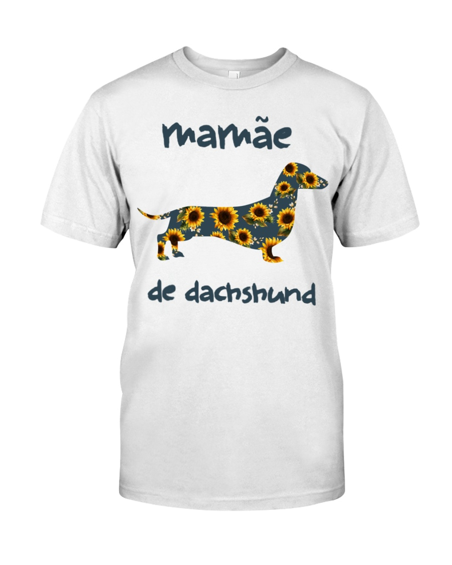 Mammae de dachshund shirt