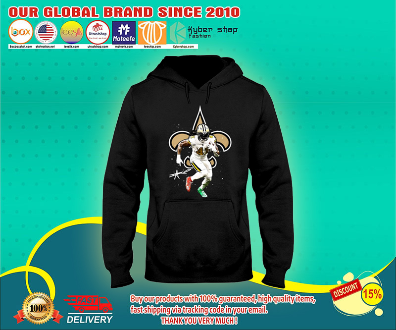Alvin kamara 41 New Orleans Saints run shirt