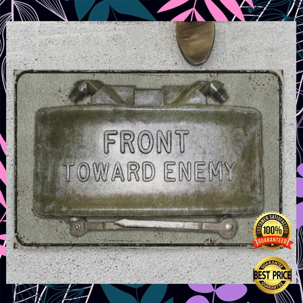 [NEW] FRONT TOWARD ENRMY DOORMAT
