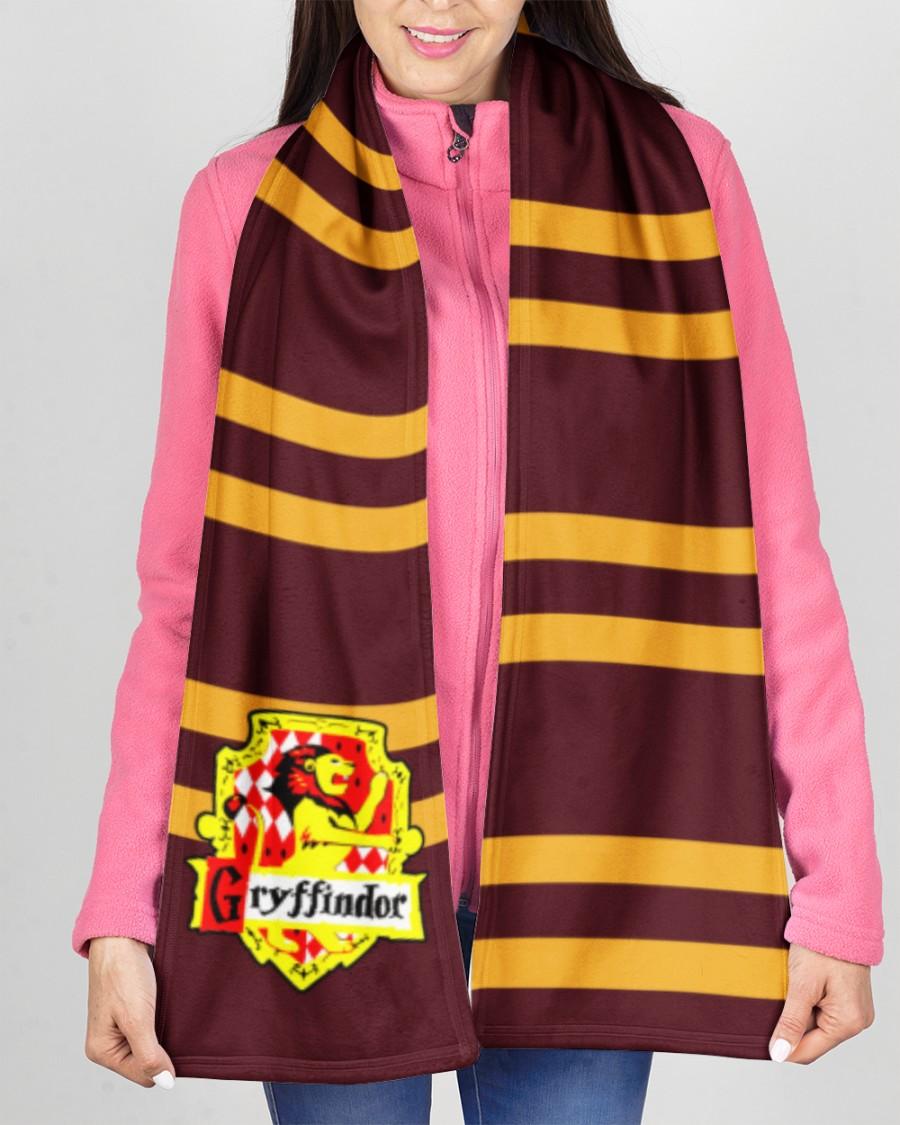 Harry Potter Gryffindor Fleece Scarf 2