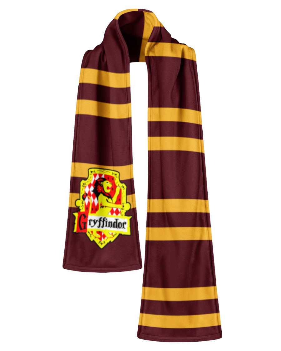 Harry Potter Gryffindor Fleece Scarf