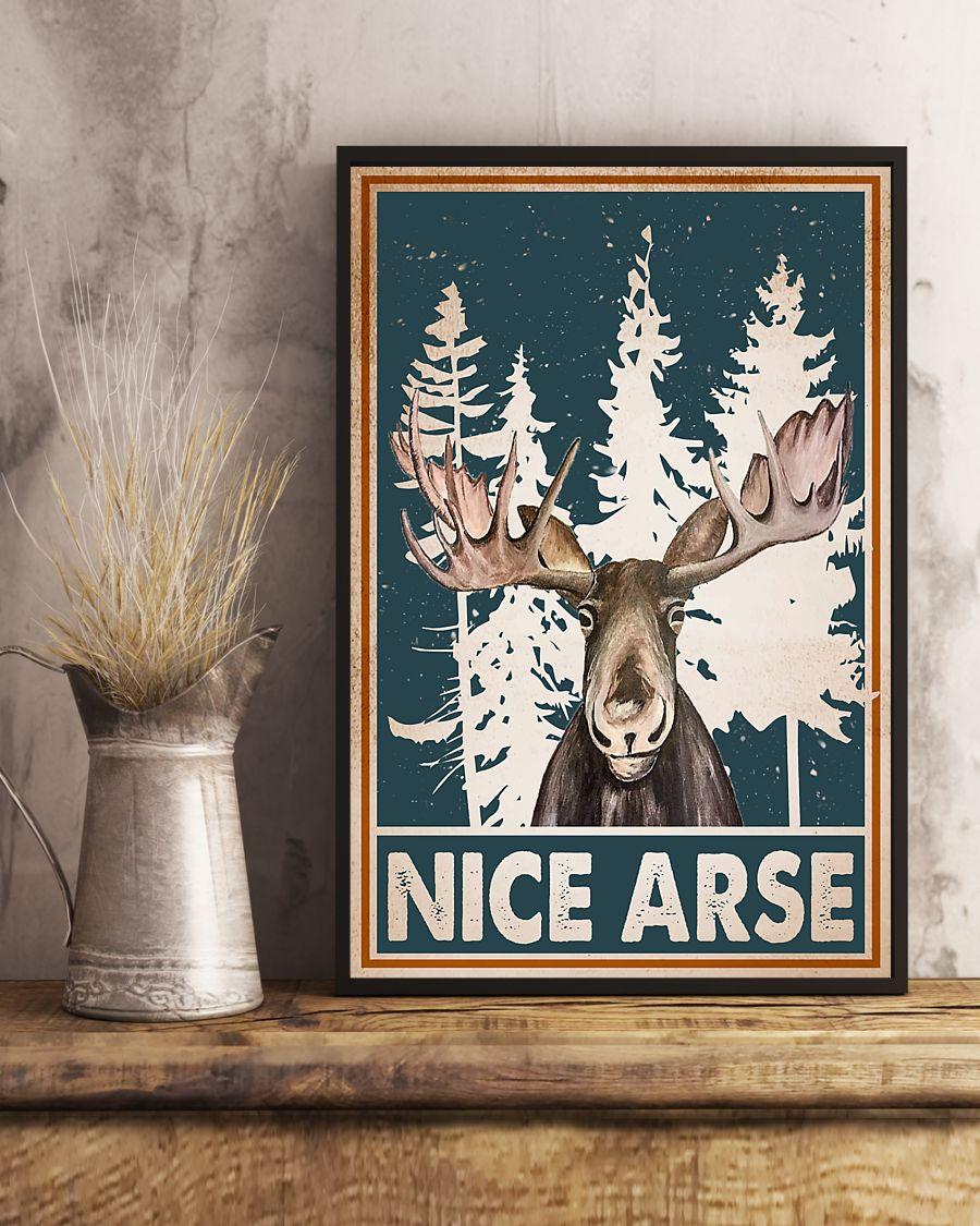 Moose nice arse poster