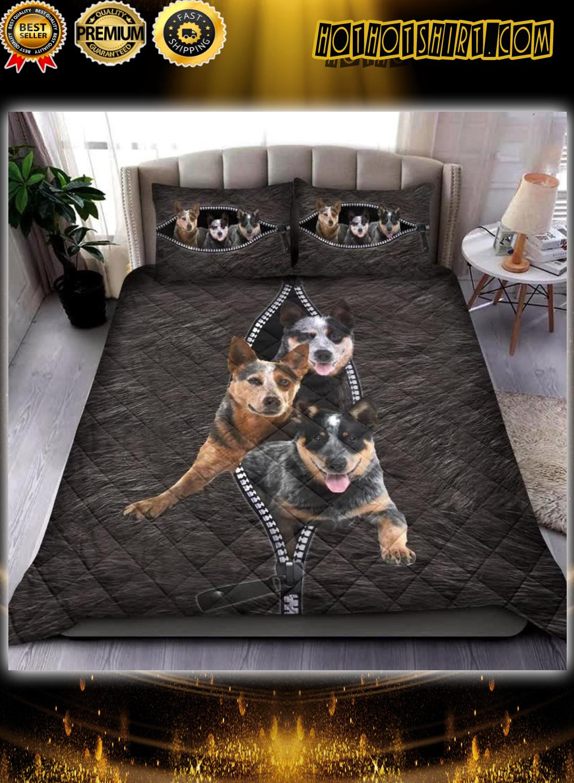 Australian Cattle Dog Bed Set