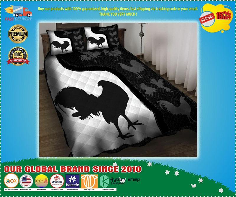 [LIMITED EDITION] Chicken fighting bedding set