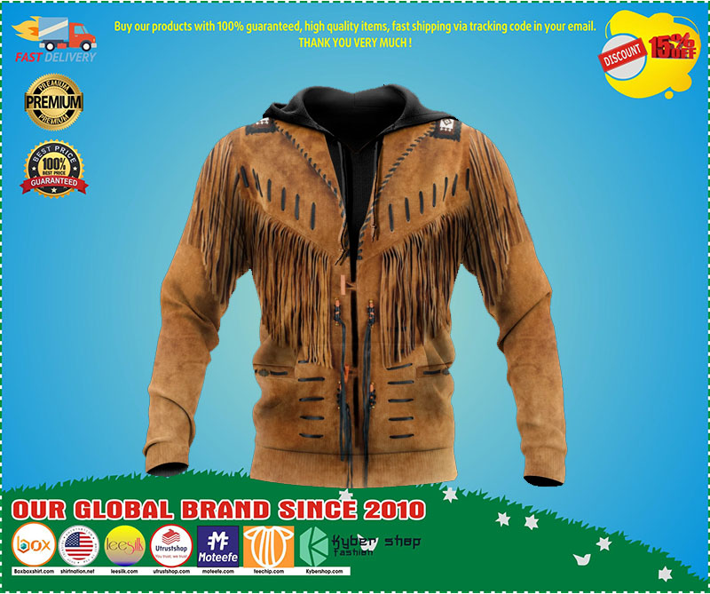 [LIMITED EDITION] Cowboy Jacket cosplay 3d hoodie