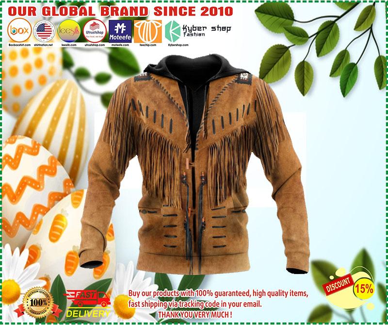 Cowboy Jacket cosplay 3d hoodie