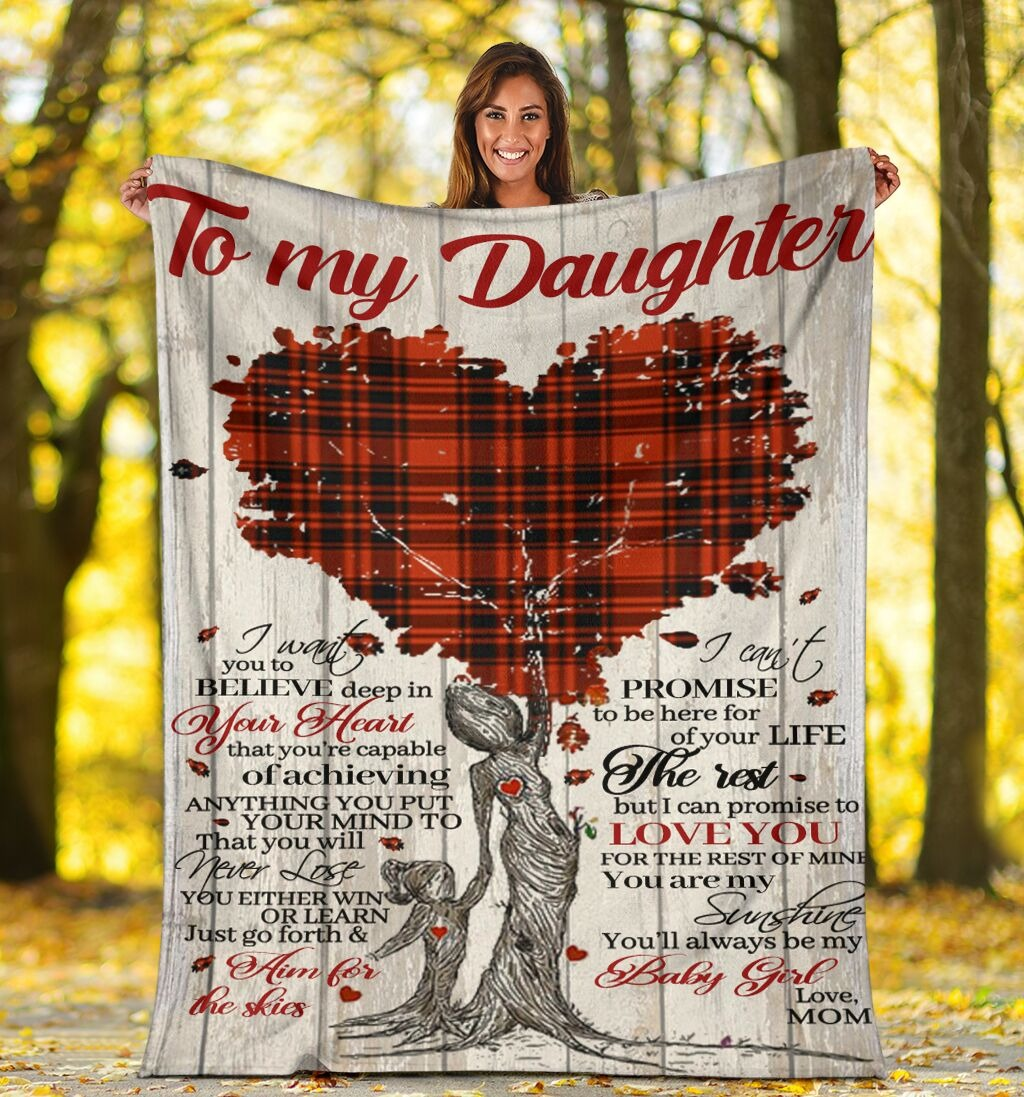 [LIMITED EDITION] Heart tree To my daughter bedding set