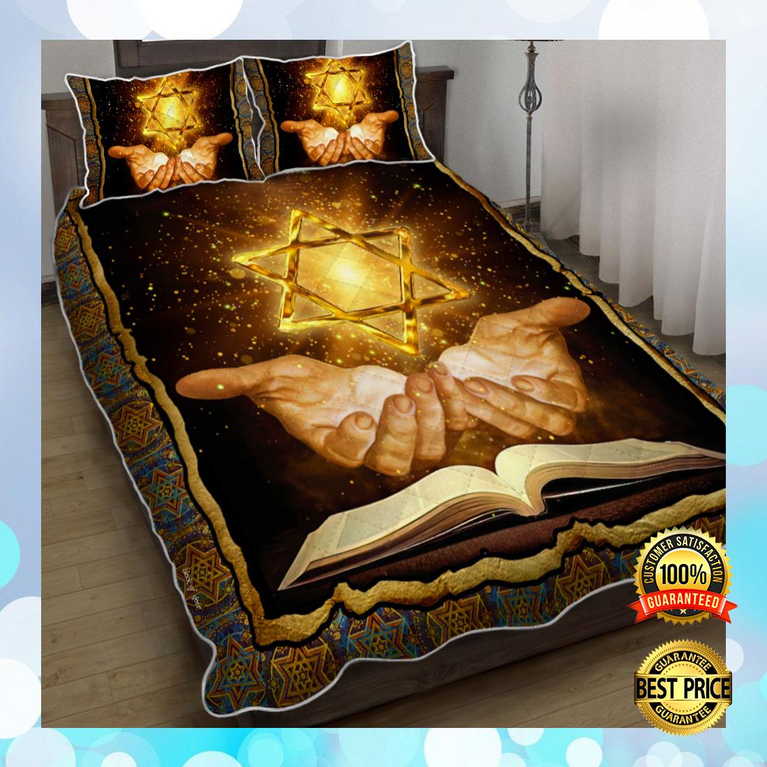 Jewish Bible bedding set 4