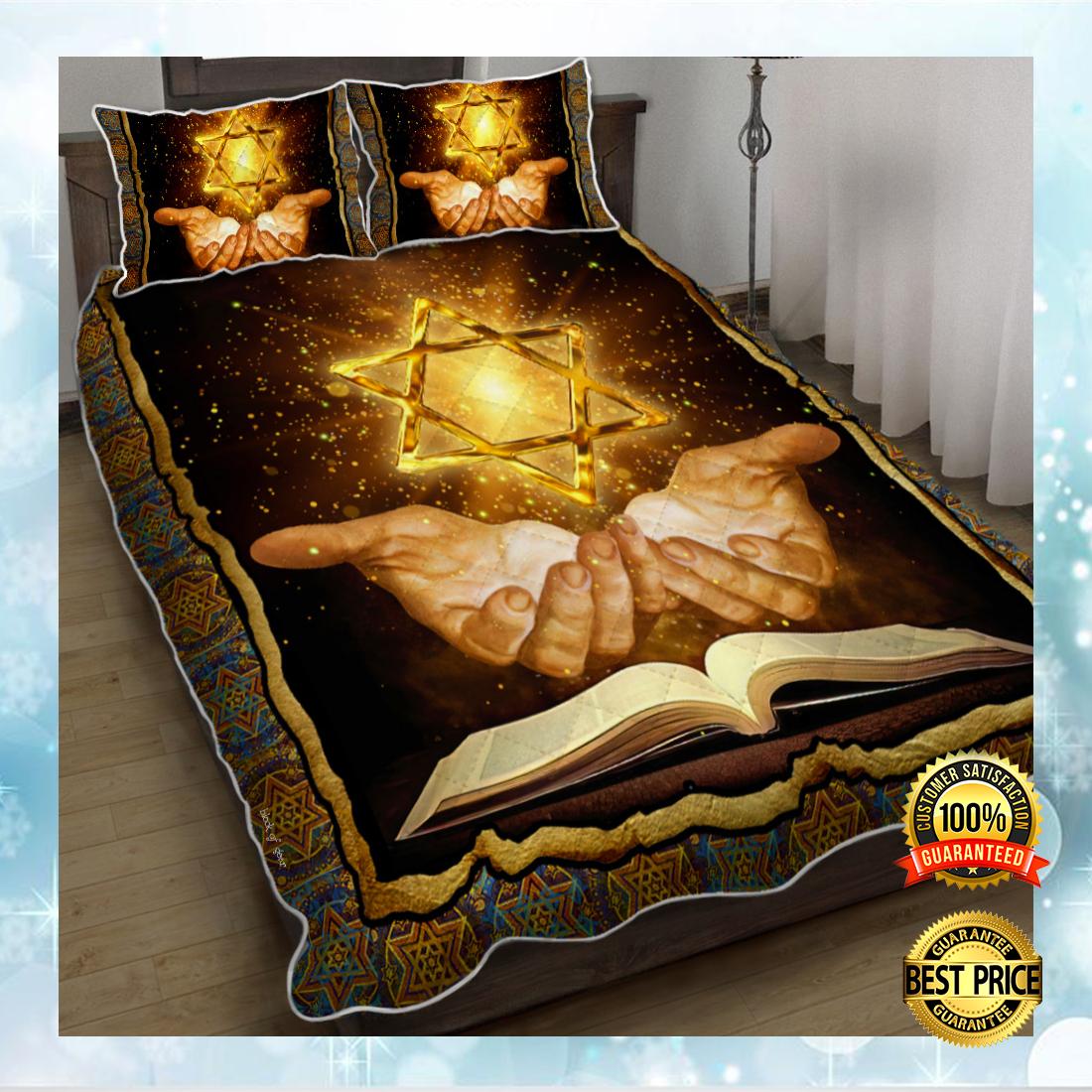 Jewish Bible bedding set 5