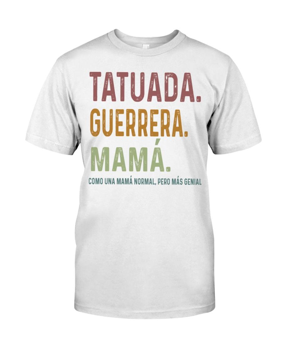 [LIMITED EDITION] Tatuada guerrera mama shirt