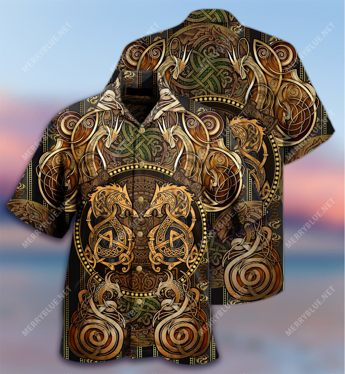 Born to be a dragon unisex hawaiian shirt